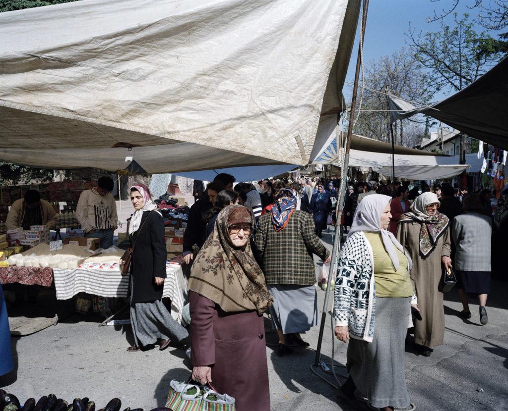 Turkije markt